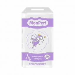 Monperi Eco Comfort L 8-13 kg, 50ks