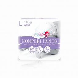 MonPeri Pants L 8-14kg, 20ks