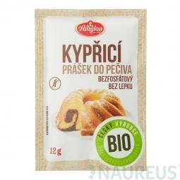 Prášok kypriaci do pečiva bezlepkový 12 g BIO