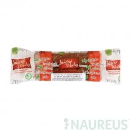 Trubičky jablčné s jahodovým jogurtom 24 g