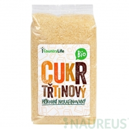 Cukor trstinový 500 g BIO
