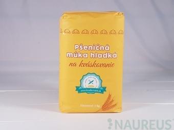 Pšeničná múka hladká na kváskovanie 1 kg
