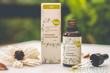 Hydratačné Vlasové Sérum (Proti LUPINÁM)
