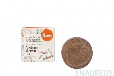 Tuhý Šampón s Kondicionérom - Vzácne Drevo