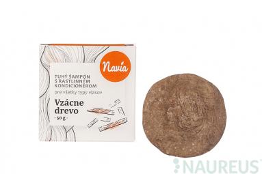 Tuhý Šampón s Kondicionérom - Vzácne Drevo XXL