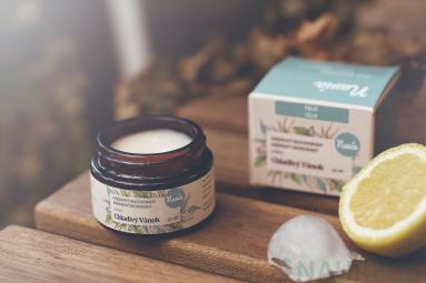 Jemný Krémový Dezodorant Unisex - Chladivý Vánok