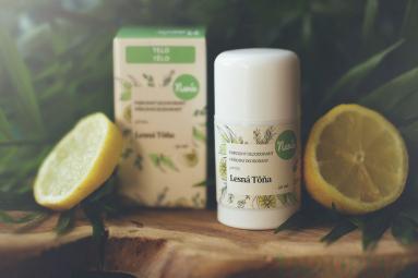 Tuhý Dezodorant Pánsky - Lesná Tôňa