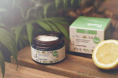 Jemný Krémový Dezodorant Pánsky - Lesná Tôňa