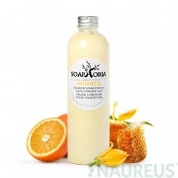 Nutrieeze - organický tekutý kondicionér na suché a poškodené vlasy