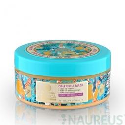 Rakytníková maska pre suché a normálne vlasy - Hĺbková hydratácia