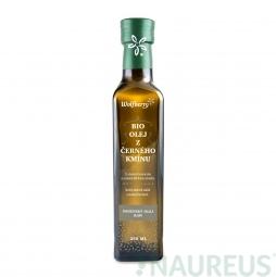 Olej z čiernej rasce BIO 250 ml Wolfberry *