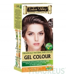 Gélová farba na vlasy Mahagónová 5.4