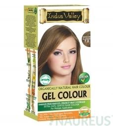 Gélová farba na vlasy Stredná Blond 7.0