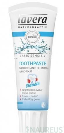 Zubná pasta Basis Sensitiv 75 ml
