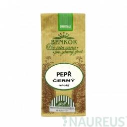 Korenie čierne mleté BIO 25 g Benkor
