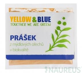 Prášok z mydlových orechov v biokvalite 100 g (vrecko)
