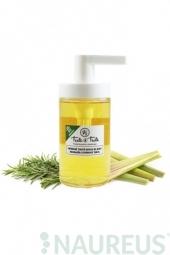 Prírodné tekuté mydlo na ruky rozmarín-citrónová tráva
