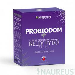 Probiodom + 3-dňová detox kúra ZDARMA, vzorky BFD 3 ks