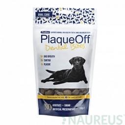 Doplnok výživy pre psy, ProDen PlaqueOff Dental Bites 150g