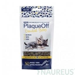 Doplnok výživy pre psy a mačky, ProDen PlaqueOff Dental Bites 60g