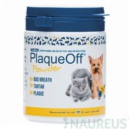 Doplnok výživy pre psy a mačky, ProDen PlaqueOff Powder 180g