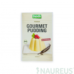 Pudingový prášok vanilka BIO 36 g Byodo