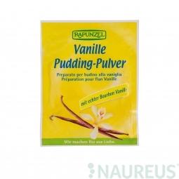 Pudingový prášok vanilkový BIO 40 g Rapunzel *