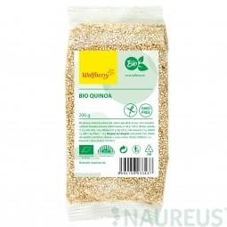 Quinoa biela BIO 200 g Wolfberry *