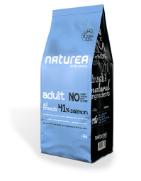 Naturea adult salmon, 12kg