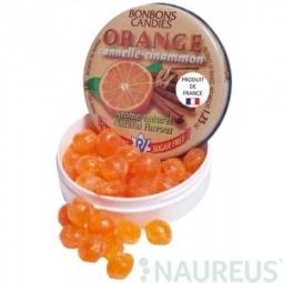 Rendez Vous dia cukríky s pomarančom a škoricou 35g
