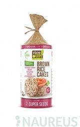 Ryžové chlebíčky so 7 druhmi semien 120 g Rice Up