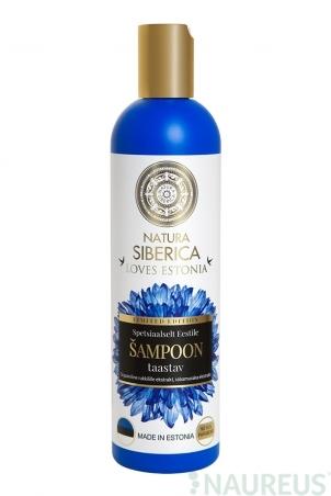 Omladzujúci šampón na vlasy – nevädza a moruška