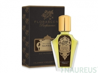 FLORASCENT Santal, Aqua Colonia 15 ml