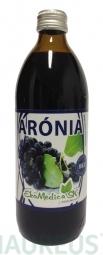 Šťava Arónia 100% - 500 ml