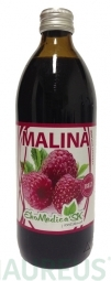 Šťava Malina 100% - 500 ml