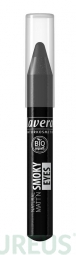 Matné dymové tiene v ceruzke - čierna 3,1 g