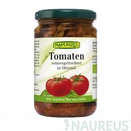 Sušené paradajky v extra panenskom olivovom oleji BIO 275 g Rapunzel *