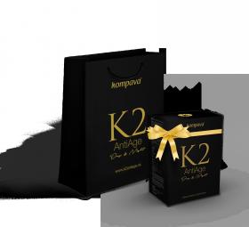 K2 Anti Age Day & Night Day 120 ks /410 mg, Night 60 kps /450 mg