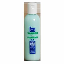 Šampón a kondicionér 2v1 pre psa 200ml
