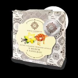 Mydlo s medom a vanilkou 115g