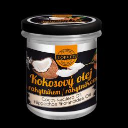 Kokosový olej s rakytníkom 200ml