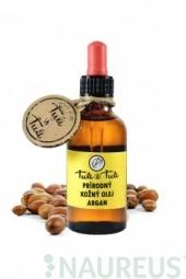Ťuli a Ťuli - Prírodný kožný olej Argan