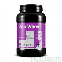Zen Whey 70% 2000 g/67 dávok - sladidlo stévia vanilka-smotana