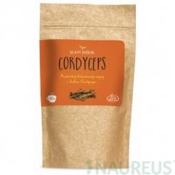 Zlatý dúšok, kávovinový nápoj s hubou CORDYCEPS, 100 g