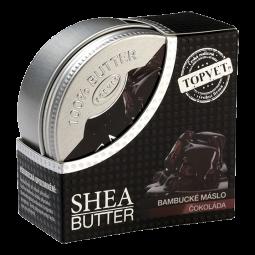 Bambucké maslo (shea butter) s čokoládou 100ml