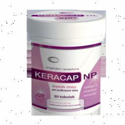 KERACAP NP - pre poškodené vlasy