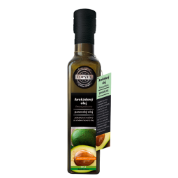 Avokádový olej 250ml