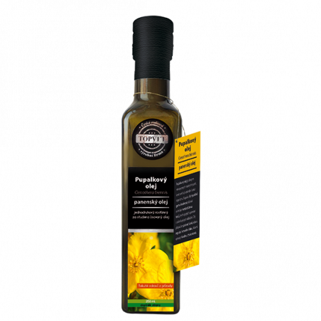 Pupalkový olej 250ml