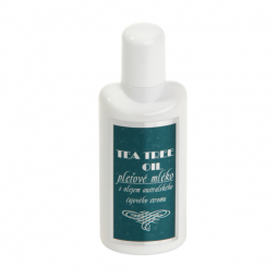Tea Tree Oil pleťové mlieko 115ml
