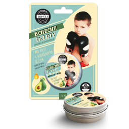 Balzam na pery - Pre mužov s avokádovým olejom 30ml